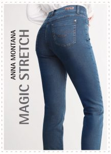 Anna Montana Angelika Magic Stretch Jeans