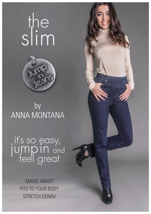 Anna Montana Jump in Jeans