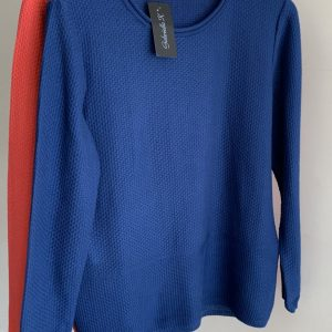 Moss Stitch Jumper From Gabriella K