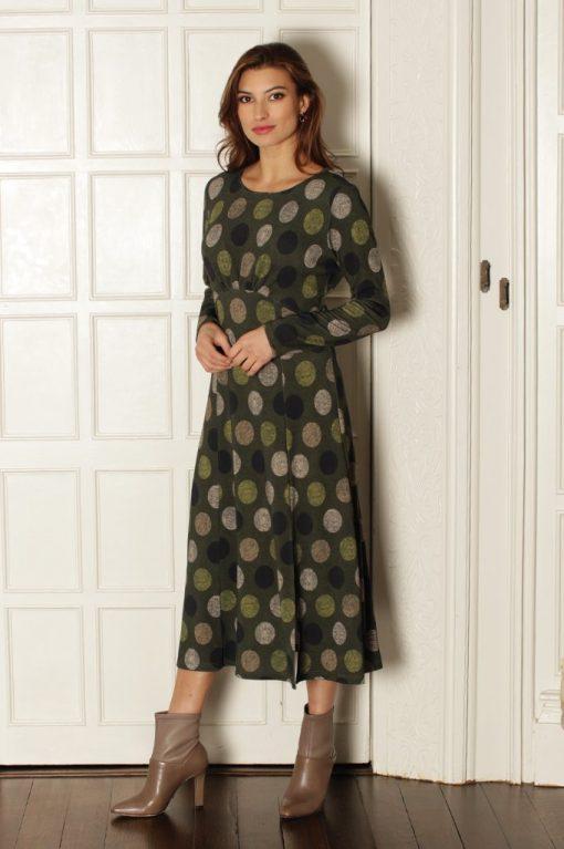 Pomodoro Midi Dress